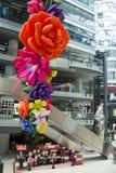 Asia China, Beijing, Parkview green mall stock photo
