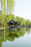 Asia China, Beijing, Taoranting Park Royalty Free Stock Photography