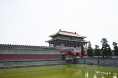 Free Asia China, Beijing, The Imperial Palace, North Gate Stock Photos - 57154983