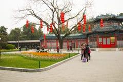 Asia China, Beijing, Zhongshan Park, Tang Huawu Royalty Free Stock Images