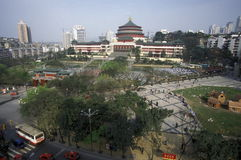 ASIA CHINA CHONGQING Fotos de archivo libres de regalías