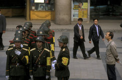 ASIA CHINA CHONGQING Royalty Free Stock Image