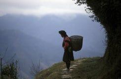 ASIA CHINA GUANGXI LONGSHENG Fotos de archivo