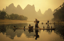 ASIA CHINA GUILIN Stock Image