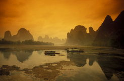 ASIA CHINA GUILIN Stock Images