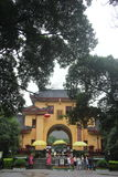 ASIA CHINA GUILIN Ming dynasty jingjiang king mansion Stock Photos