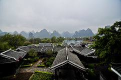 Asia China Guilin Royalty Free Stock Photos