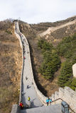 Asia China, Pekín, edificios históricos, badaling la Gran Muralla Foto de archivo
