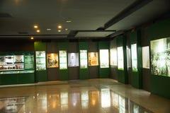Asia China, Pekín, museo de las aduanas, sala de exposiciones interior Imágenes de archivo libres de regalías
