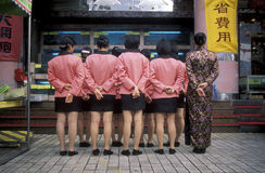 ASIA CHINA SHENZEN Stock Photography