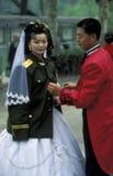 ASIA CHINA SICHUAN CHENGDU Royalty Free Stock Image