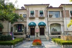 Asia China, Tianjin Italian style street Stock Image