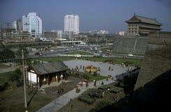 ASIA CHINA XIAN Royalty Free Stock Photo