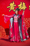 Asia Chinese, Beijing Ditan, Spring Festival, opera figures Stock Photo