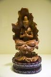 Asia Chinese, Beijing, National Museum, Contemporary Art Biennale, Guanyin Buddha Stock Photos