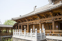 Asia Chinese, Beijing, Yu Garden,Classical garden architecture, Stock Photos
