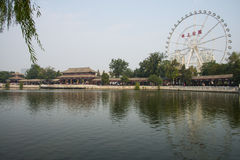 Asia Chinese, Tianjin water park, Lakeview, pavilion Gallery