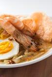 Asia cuisine lontong ketupat rice cake Stock Photo