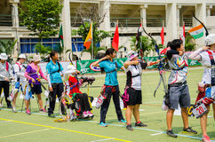 2015 Asia Cup-World Ranking Tournament Stock Photography