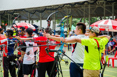 2015 Asia Cup-World Ranking Tournament Royalty Free Stock Photo