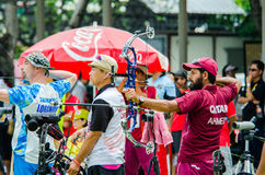 2015 Asia Cup-World Ranking Tournament Royalty Free Stock Photography