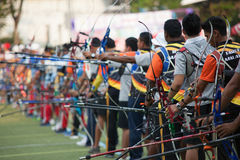 2015 Asia Cup-World Ranking Tournament Stock Image