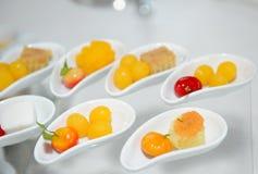 Asia dessert Stock Photo