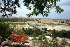 ASIA EAST TIMOR TIMOR LESTE BAUCOU LANDSCAPE Stock Photo