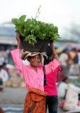 ASIA EAST TIMOR TIMOR LESTE LOSPALOS MARKET Royalty Free Stock Images