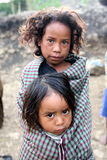 ASIA EAST TIMOR TIMOR LESTE MAUBISSE PEOPLE Royalty Free Stock Images