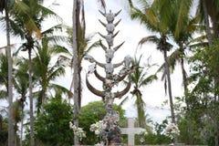 ASIA EAST TIMOR TIMOR LESTE RACA GRAVEYARD Royalty Free Stock Images