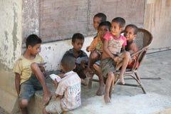 ASIA EAST TIMOR TIMOR LESTE VILLAGE PEOPLE Royalty Free Stock Photos