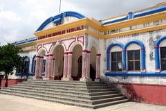 ASIA EAST TIMOR TIMOR LESTE VIQUEQUE SCHOOL Royalty Free Stock Photos