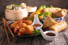 Asia food Royalty Free Stock Image