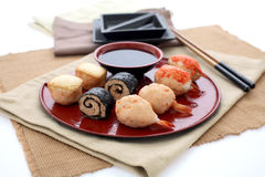 Asia food, dimsum Royalty Free Stock Photography