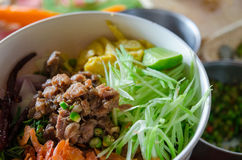 Asia food Stock Images