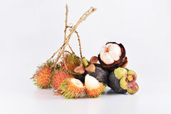 Asia fruit Stock Images