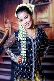 Asia girl Stock Image