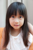 Asia Girl Royalty Free Stock Photos