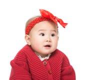 Asia girl portrait Royalty Free Stock Photos