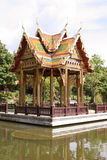 asia härligt tempel Arkivbilder
