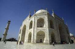 ASIA INDIA AGRA Royalty Free Stock Photos