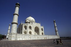 ASIA INDIA AGRA Stock Photos