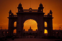 ASIA INDIA KARNATAKA Royalty Free Stock Photography