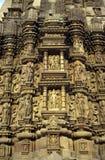ASIA INDIA KHAJURAHO Stock Images