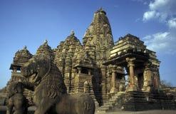 ASIA INDIA KHAJURAHO Stock Photo