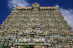 ASIA INDIA MADURAI Royalty Free Stock Photography