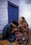 ASIA INDIA RAJASTHAN Stock Photo