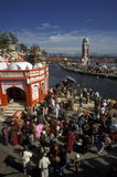 ASIA INDIA RISHIKESH Royalty Free Stock Photography