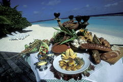 ASIA INDIAN OCEAN MALDIVES FOOD Stock Photos
